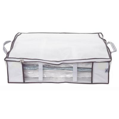 Lakeland Vacuum Clothes & Duvet Storage Tote Bag - 50L Underbed