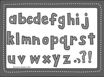 Best Clipart Alphabet Images On   Clip Art