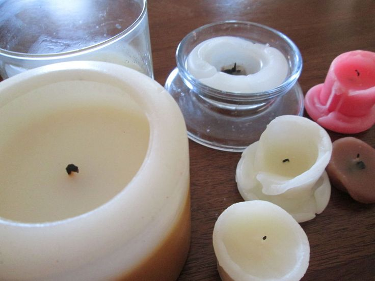 how to make candle wax from scratch