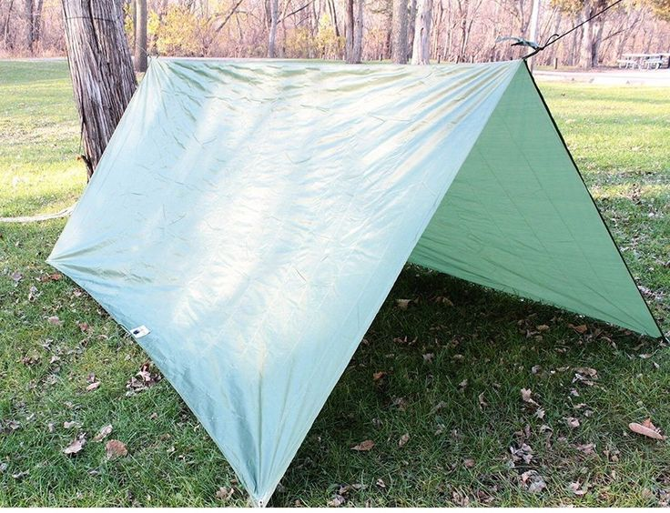 Waterproof Tarps Easy to Use Canvas Hammock Cover Best Rain Tarp Hammocks Big #BigBearOutdoors