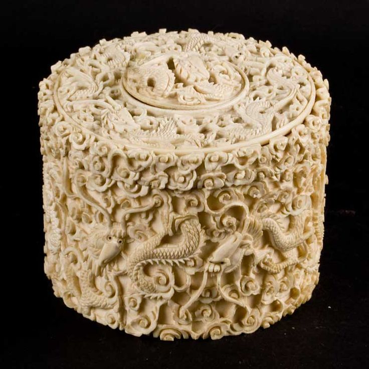 Antique Asian Ivory 32