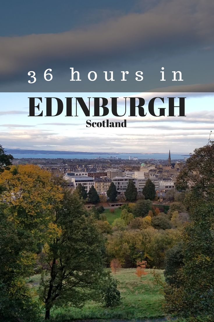 Thirty-sixhours was not nearly sufficient to explore Edinburgh. I plotted my itinerary knowing full well that I'd have to be either mighty efficient in with my exploration time,or else miss out on some of the things I wanted to do. I tend to be very efficient with my exploration time, and when I have only …