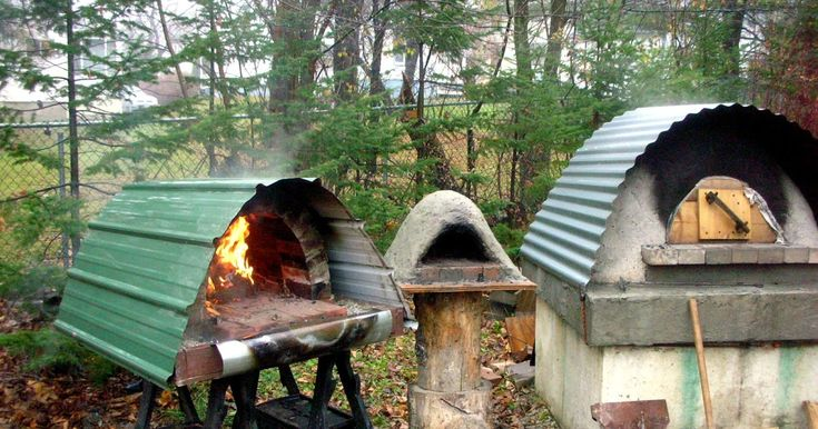 """My 32"""" diameter earth oven is really too big for just one or two loaves, and at this time, that's all I really care to bake. Doing very man..."""