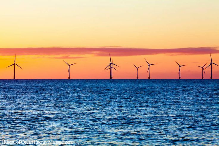 Many coastal states have goals requiring a certain percentage of electricity to be supplied by renewable energy by a certain year. ARCADIS, an environmental consulting firm, is using MarineCadastre.gov as an authoritative source for data to screen large areas for offshore energy projects in preparation of environmental assessments or impact statements to help states meet these goals. #ocean #energy #GIS