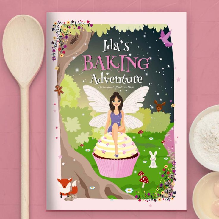 27 best personalised easter gifts images on pinterest amazing httpsjusttherightgiftpersonalised fairy baking negle Gallery