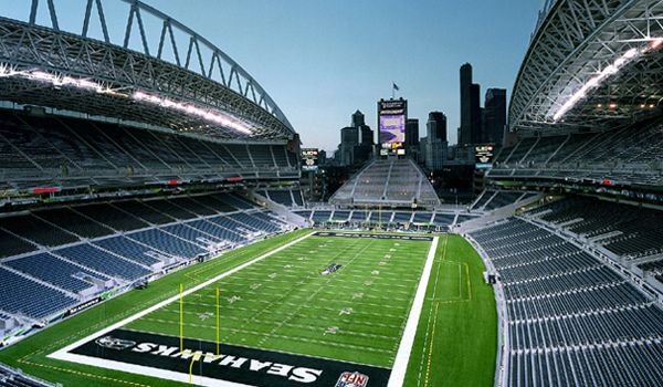 CenturyLink Field (Halcones Marinos de Seattle)