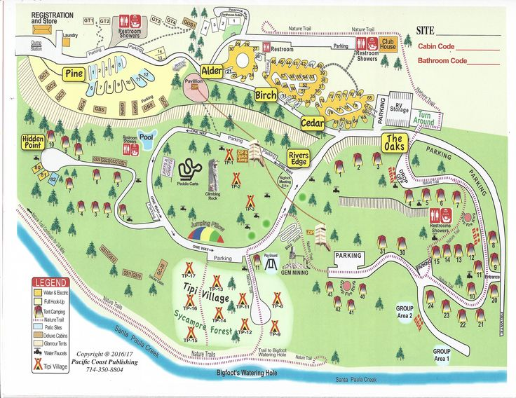 Best Camp Grounds Images On Pinterest Camping Camping Ideas - California koa map