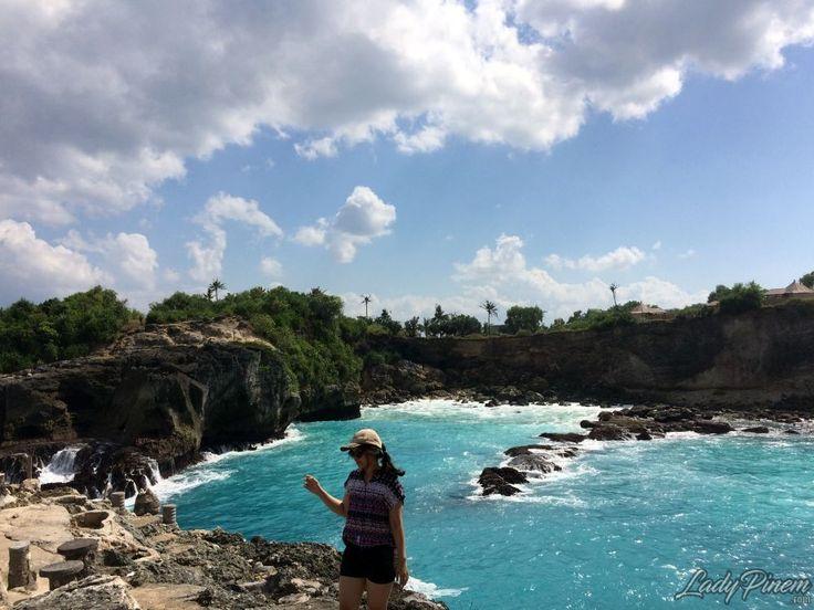 Catatan Perjalanan Menjelajahi Nusa Ceningan, Bali