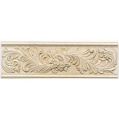 "Mohawk Flooring Natural Ristano 9"" x 3"" Universal Decorative Accent Strip  $22 http://www.wayfair.com/Mohawk-Flooring-Natural-Ristano-9-x-3-Universal-Decorative-Accent-Strip-5168-MHK2755.html"
