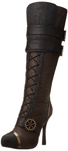 Womens Ellie Shoes Women's 420 Quinley Slouch Boot Clearance Size 40