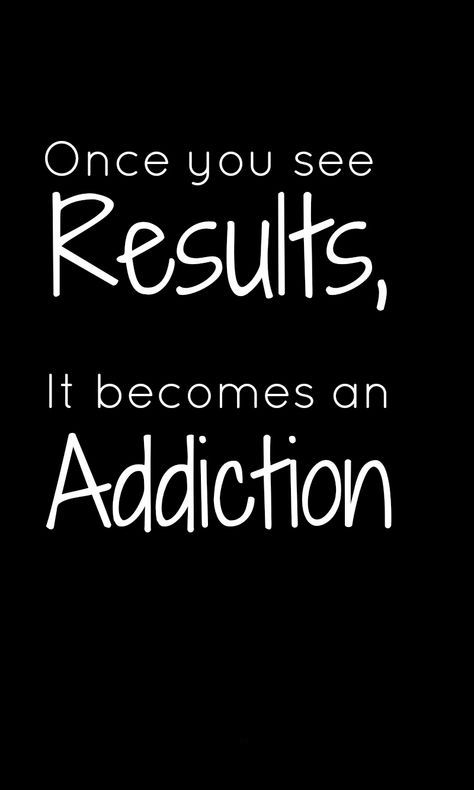 It becomes much easier once you see your first results.