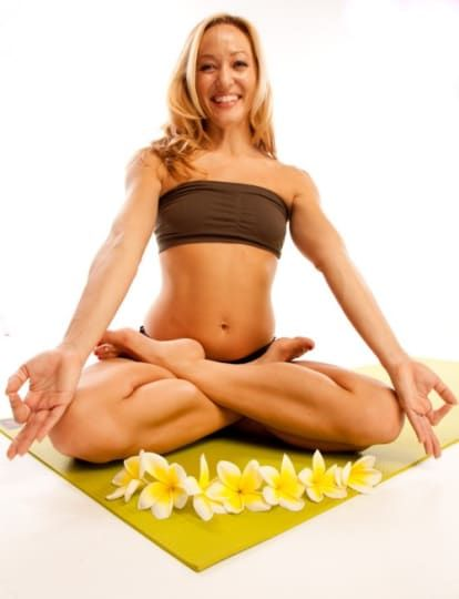 Lotus Position or Padmasana is one of the most historic yoga postures in the ancient tradition. However, for many Western students of yoga who spent their entire life sitting in chairs it is also one