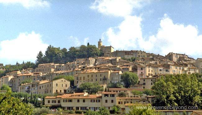 Fayence, Provence, France.