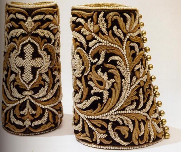 Орнаментальное и золотое шитье в России на рубеже веков - Ярмарка Мастеров - ручная работа, handmade