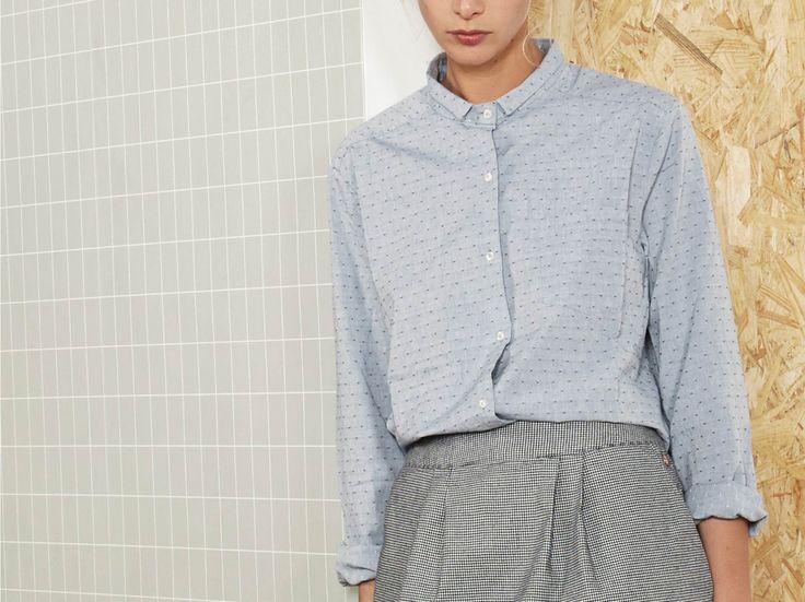 Chemise venus tonnerre tonnerre - chemise femme - harris wilson 1