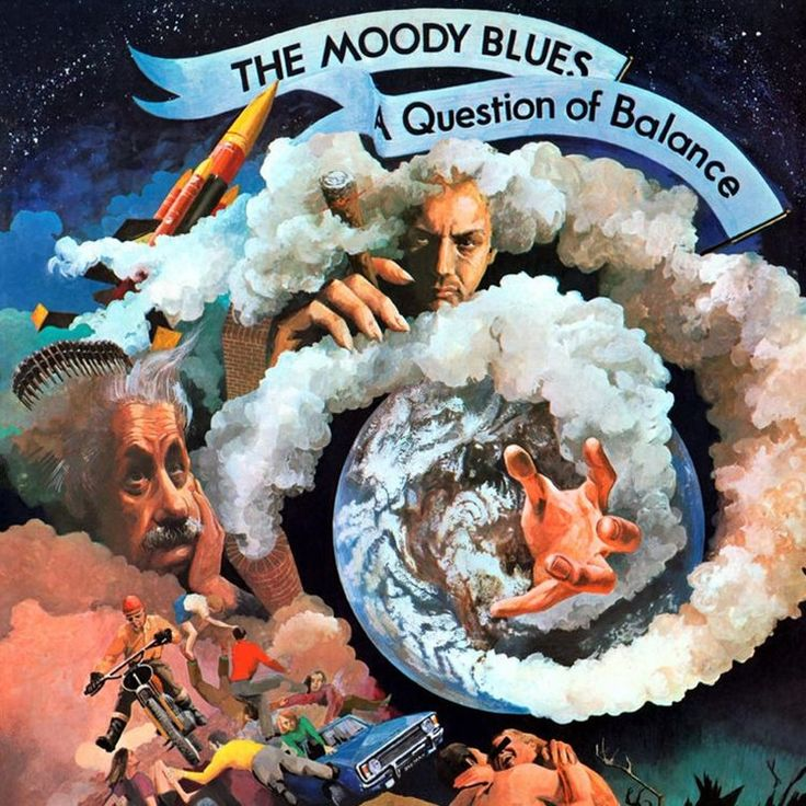 The Moody Blues A Question Of Balance on Limited Edition 180g LP Friday Music / The Moody Blues 180 Gram Vinyl Series Mastered by Joe Reagoso at Friday Music Studios With their 1970 album A Question o