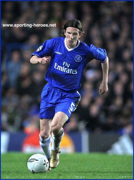 Alexei Smertin - UEFA Champions League 2004/05 - Chelsea FC