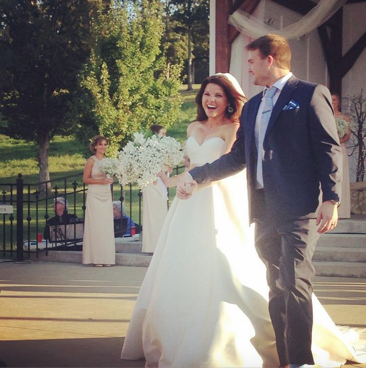 More pictures from Amy Duggar's wedding !