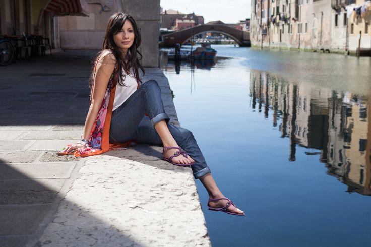 Flaminia in Chioggia (Venice)