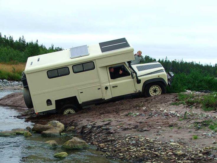 Land Rover Defender 130 som turbil - Side 2