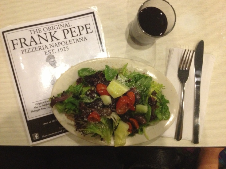 Frank Pepe's Pizza - New Haven, Connecticut