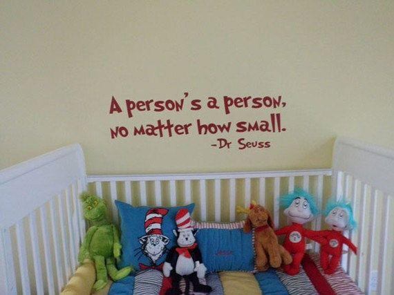Best Dr Seuss Nursery Ideas  Baby Shower Items Images On - Dr seuss nursery wall decals