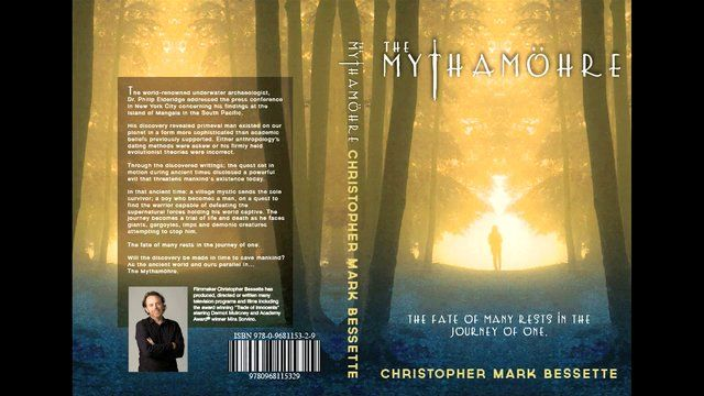 "Interview recorded at CKTB studios for the Larry Fedoruk show.  Christopher Bessette speaks of his new fantasy novel ""The Mythamöhre"""