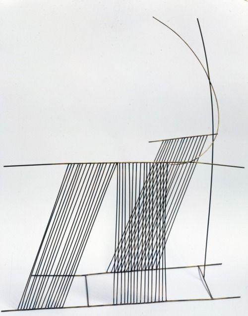 Fausto Melotti, Angelico Geometrico, Tracce 1976