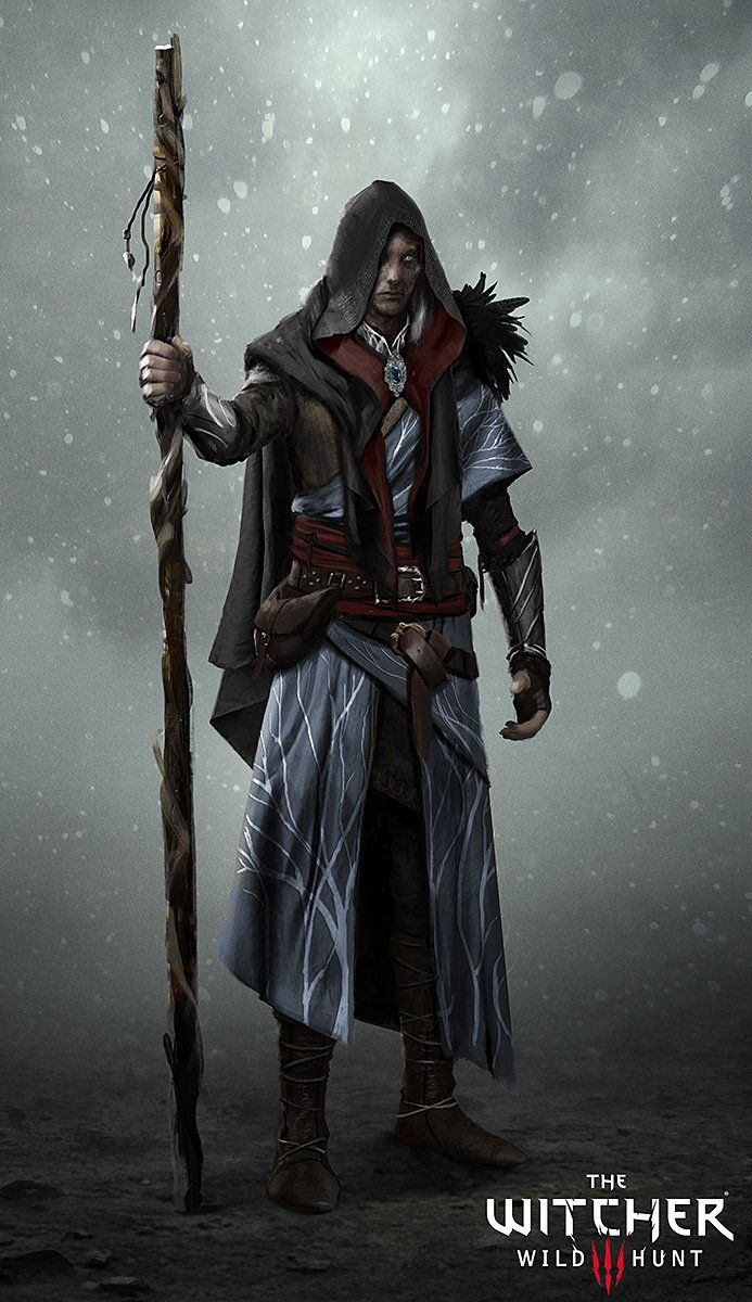 The Fantastic Art Of The Witcher 3                                                                                                                                                                                 More