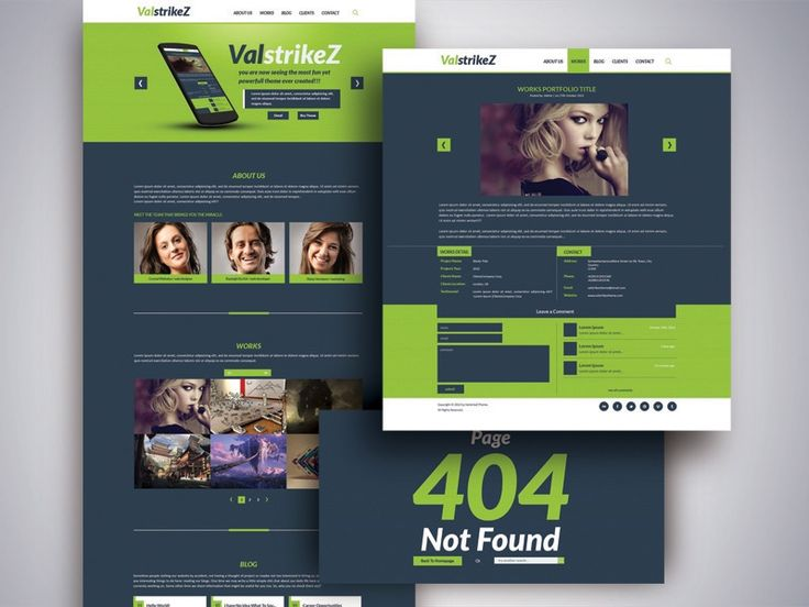 Portfolio website free psd template. 1000+ awesome free vector images, psd templates, icons, photos, mock-ups and more!