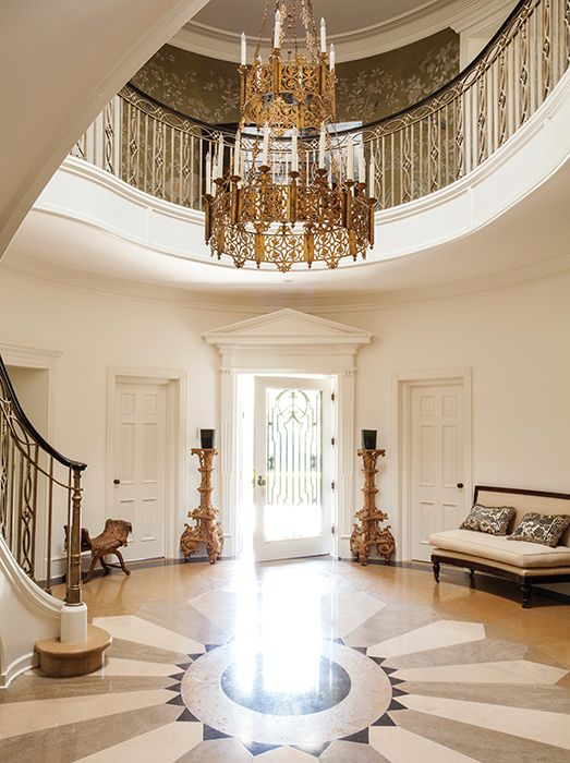 Beverly Foyer Mirror : Images about beverly hills homes on pinterest