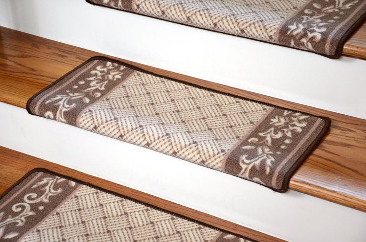 Best Dean Modern Diy Bullnose Wraparound Non Skid Carpet Stair 640 x 480
