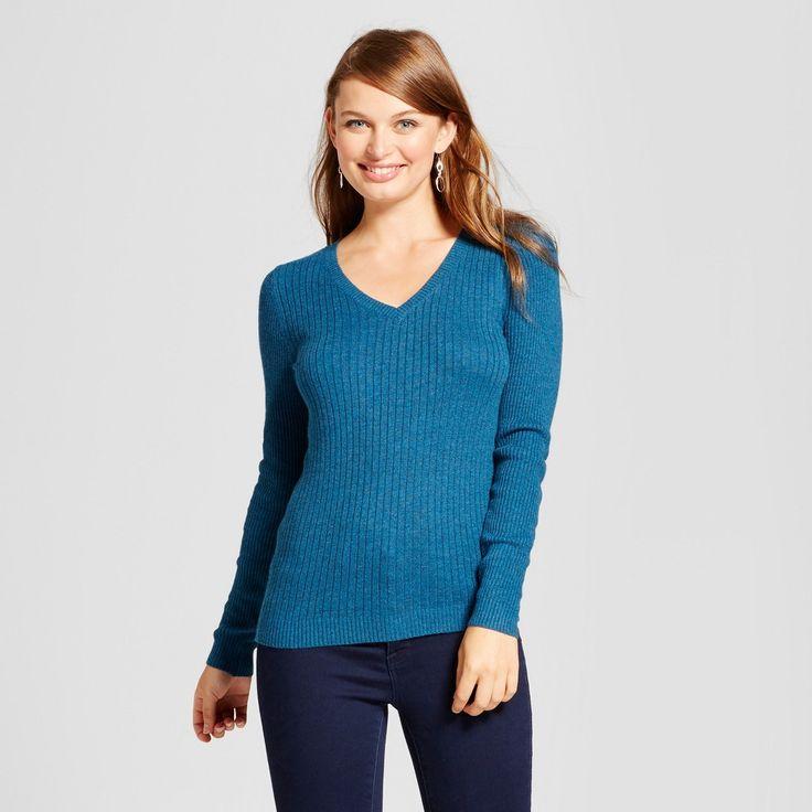 Best 25  Women's v neck sweaters ideas on Pinterest | Casual work ...