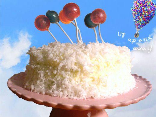 Cakespy: 7-Up Cake