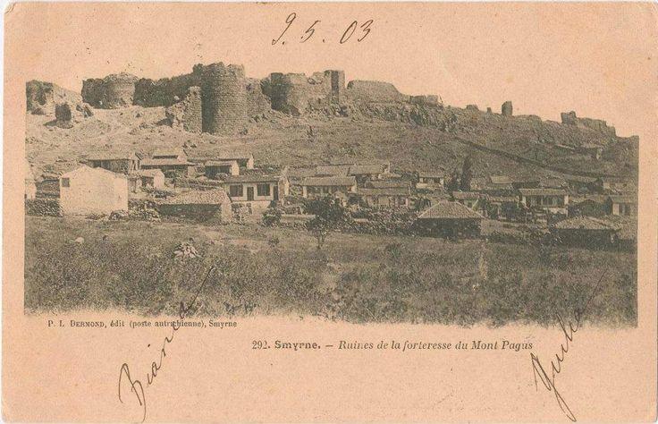 .Kadifekale...9 Mayıs 1903..