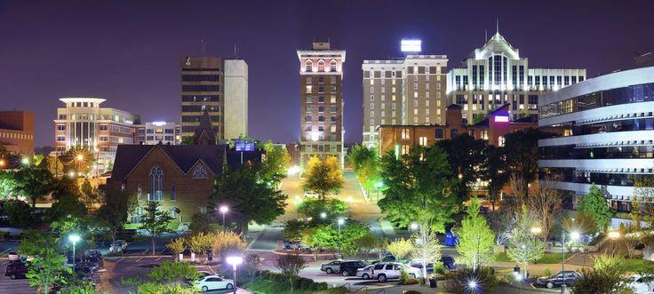 South Ridge Apartments - Urban Apartments in Greenville, SC - South Ridge Apartments