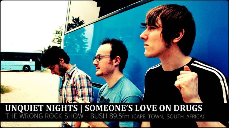 """""""Someone's Love on Drugs"""" 
