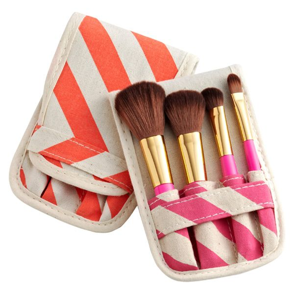5 Piece Travel Makeup Brush Set Sale 6 99 Cosmetics