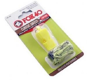 Gwizdek FOX-40 Classic + sznurek – bezkulkowy gwizdek ze sznurkiem. Nr 1 w sędziowaniu. $9