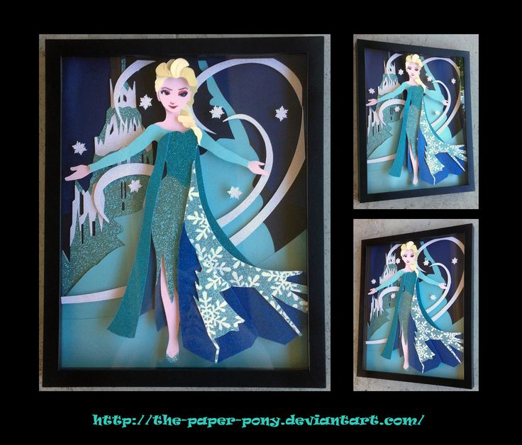 sailor moon paper art - Google Search