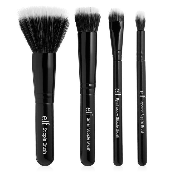 Stipple Brush Travel Set | e.l.f. Cosmetics