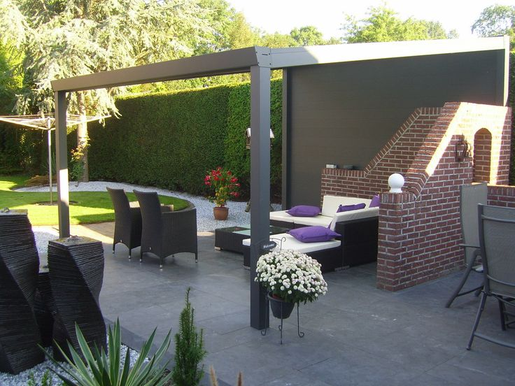 Aluminium veranda's - Gardendreams International GmbH