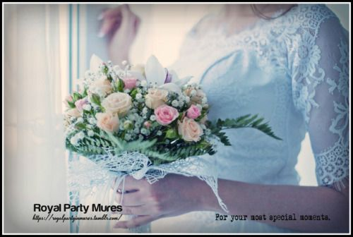 If You are getting married, You have to visit us first, because we could help You in every step of the Wedding organising proces. We will find for Your wedding the best music band, the best MC, photographer, videographer and we will make Your dreamed decoration for weddingplace, Your homes. Royal Party is offering to You the best quality with fineness, style and elegance.