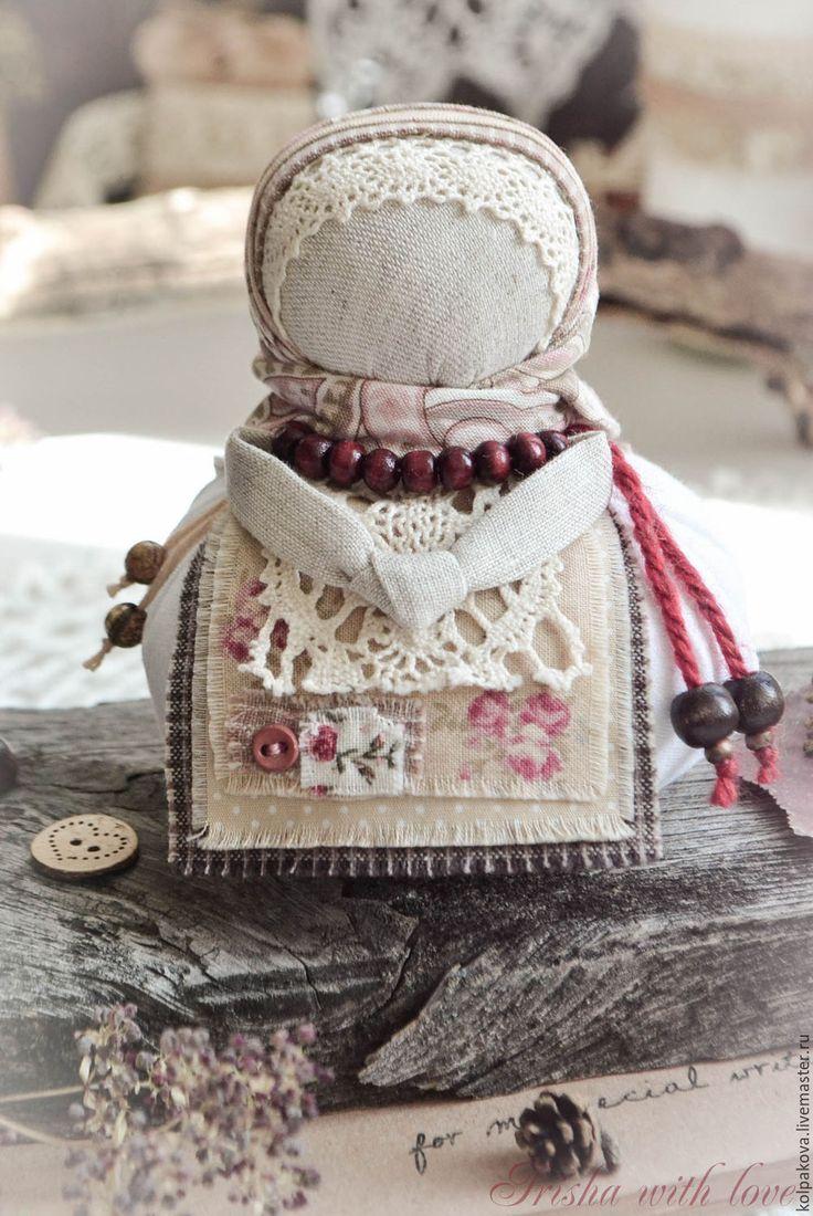 """Купить кукла-оберег Благополучница """"Версальская роза"""". - бордовый, благополучница, народная кукла, народная традиция"""