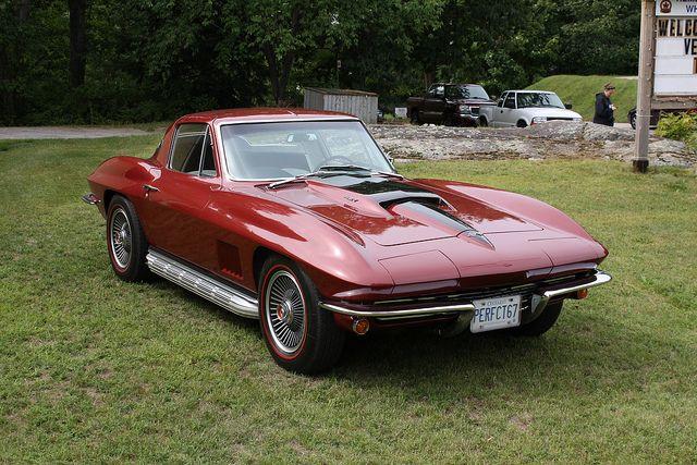 1967 corvette stingray | 1967 Corvette Stingray coupe 427 | Flickr - Photo Sharing!
