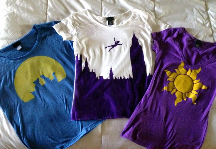 EXCUSE ME WHY HAVEN'T I SEEN THESE BEFORE. Ariel, Peter Pan, and Rapunzel --> these would be pretty easy to make!