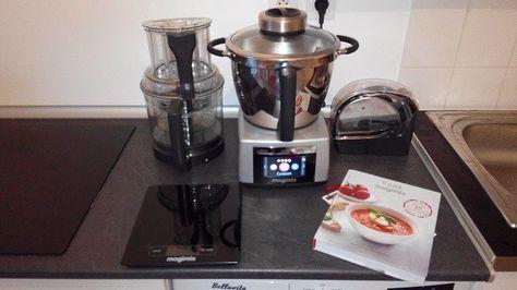 Test et avis Magimix Cook Expert, robot cuiseur multifonction !