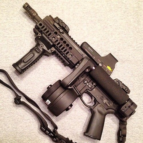 """ Rock River Arms LAR-PDS 5.56 SBR"""