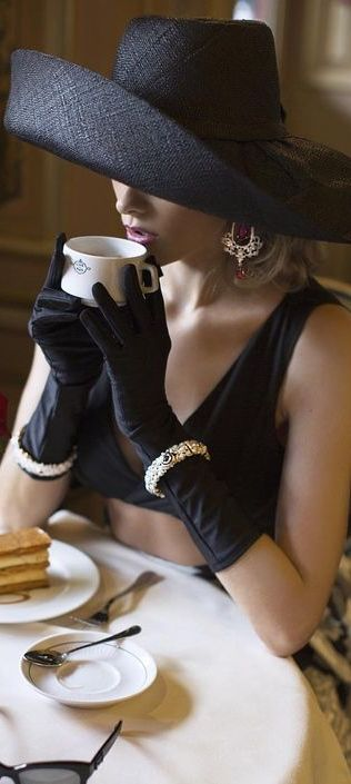 Rosamaria G Frangini | A Luxury Life | Haute Tea Party