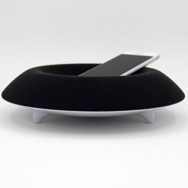 ARiNA speaker Black by Muemma/ music/ lucecurated x Qrator
